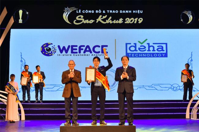 Weface Sao Khue 2019