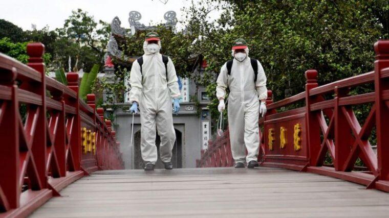 ベトナムのコロナの最新状況・DEHAベトナムの運営状況